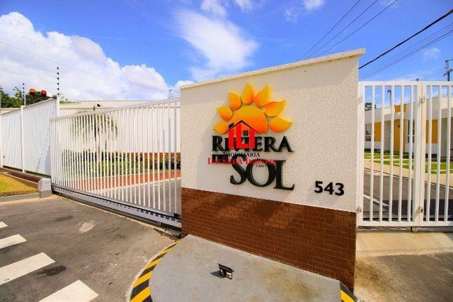 Riviera Del Sol, Casa Térrea, use FGTS, Pronto Morar, Bairro Flores - Foto 3