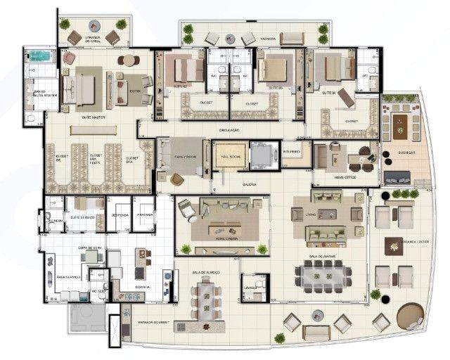 Terezina 275 - Apartamento 539 m² em Manaus, AM. Localização privilegiada!!! - Foto 16