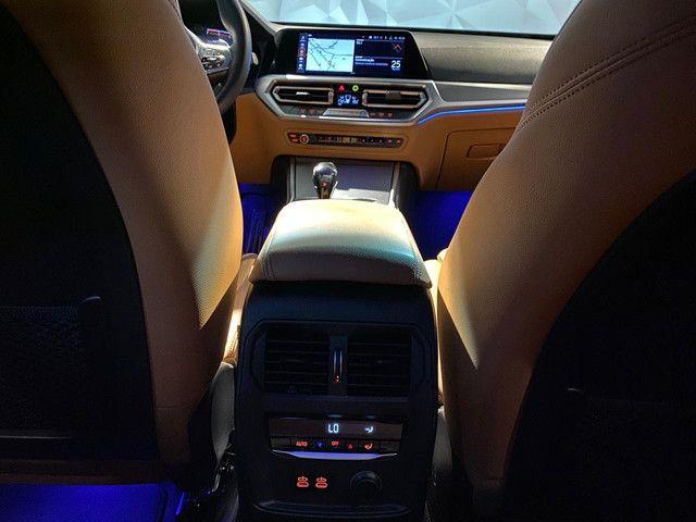 BMW 330 M SPORT BLINDADA, 2020, apenas 10.000 Km, igual á zero Km - Foto 16