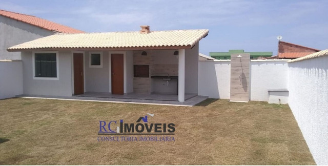 Lindíssima casa em Itaipuaçú com suíte ! - Foto 4