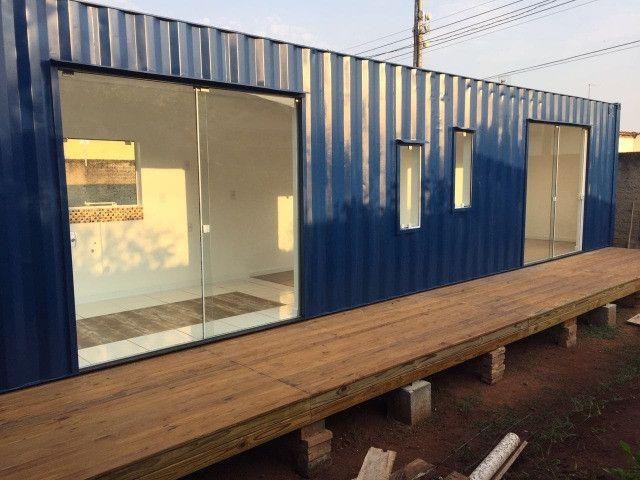 Casa container, escritorio, pousada, kitnet em Caldas Novas