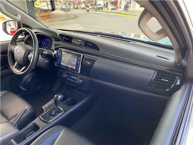 Toyota Hilux 2019 2.8 srv 4x4 cd 16v diesel 4p automático - Foto 6