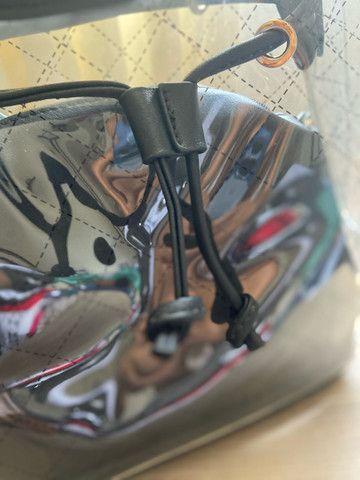 Bolsa transparente feminina médio 2x cartão  - Foto 2