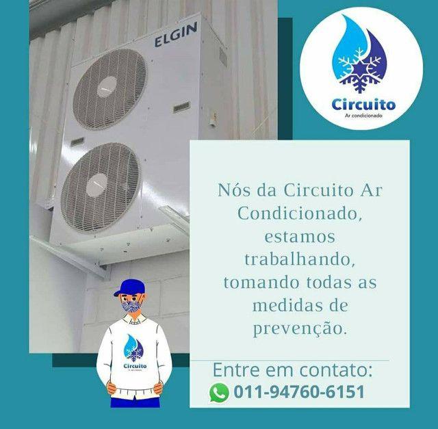 *Instalação e manutenção de ar condicionado .fazemos serviços predial  - Foto 3
