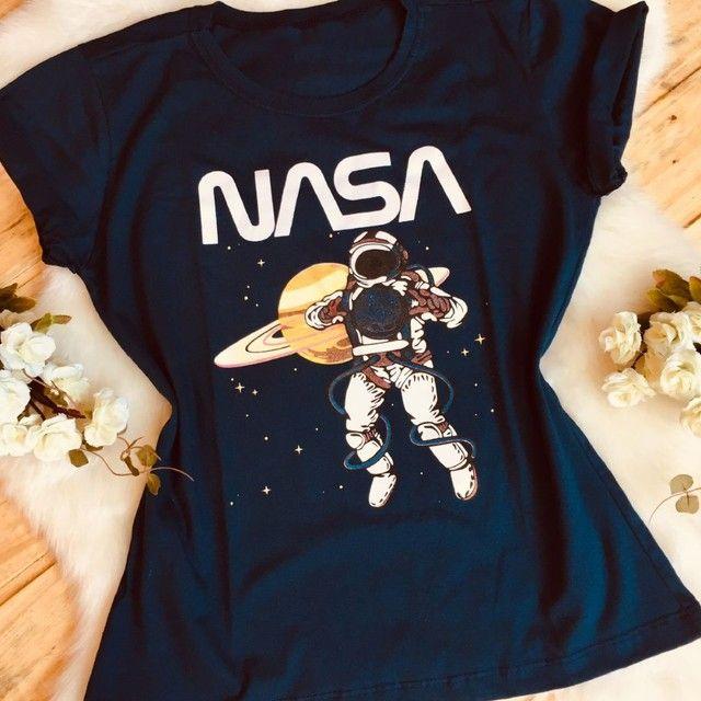 T-shirt qualquer modelo por R$35,00 - Foto 4