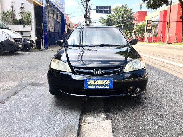 Honda Civic LXL 1.7 - Foto 2