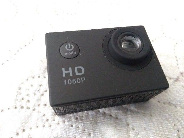 "Câmera Esportiva Sports HD Dv 1080P H.264 Full HD 30m À Prova D'água 2.0""LCD Screen - Foto 3"