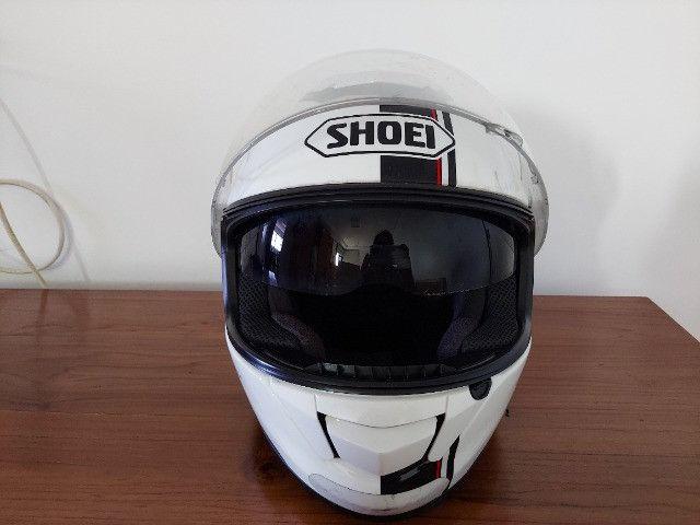 Capacete Shoei GT Air tamanho 58 - Foto 3