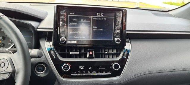Toyota Corolla Cross XRE 2021/2022 - OKM!!! - Foto 7