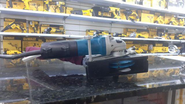 Máquina De Cortar Parede Cortadora Manual Makita Sg1250 220v preço imperdível - Foto 3