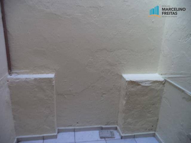 Apartamento com 1 dormitório para alugar, 58 m² por R$ 339,00/mês - Antônio Bezerra - Fort - Foto 6