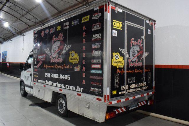 renault master 2.5 caminhão LOJA com apenas 12.000 km ano 2010 - Foto 6