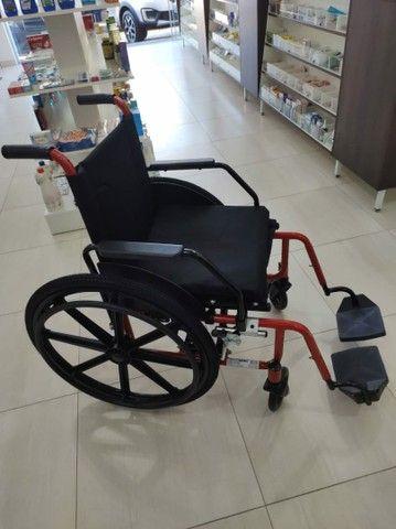 Cadeira de Rodas NOVA modelo H10 - Foto 2
