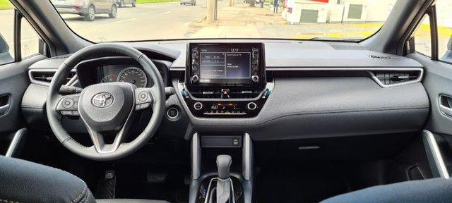 Toyota Corolla Cross XRE 2021/2022 - OKM!!! - Foto 6