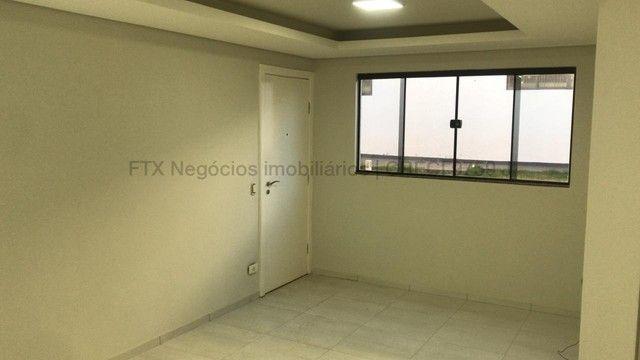 Apartamento à venda, 3 quartos, 1 vaga, Monte Castelo - Campo Grande/MS - Foto 18
