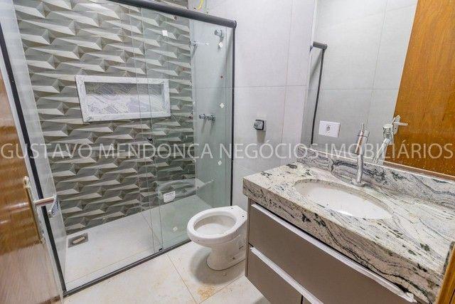 Belíssima casa-térrea no Rita Vieira 1 - Alto padrão de acabamento!! - Foto 9