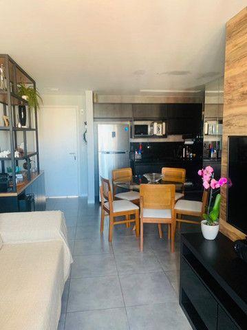 Vendo belíssimo apartamento 2/4 mobiliado  - Foto 12