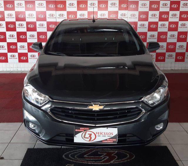 GM- Prisma 1.4 LTZ 2018 Extra,C\Apenas 45 Mil Km!!! - Foto 3