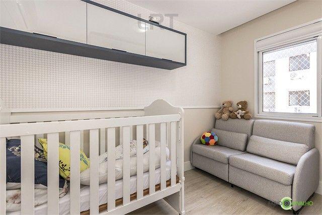 Apartamento à venda com 3 dormitórios em Jardim botânico, Porto alegre cod:REO526799 - Foto 14