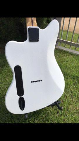 Guitarra Jazzmaster Luthier - Foto 2