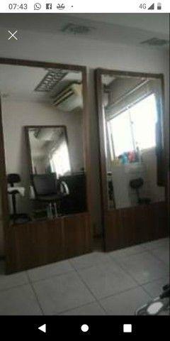 Espelho com moldura em ótimo estado - Foto 4