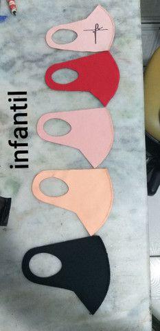 Vendo máscaras neoprene tamanho padrão - Foto 4