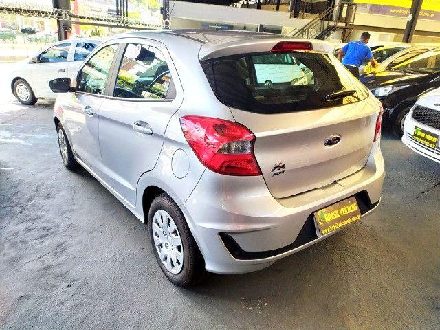 Ford KA 1.0 Flex 2020 ( Aceitamos troca e financiamos ) - Foto 11