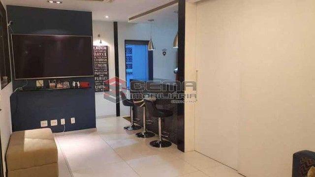 Cobertura à venda com 2 dormitórios em Flamengo, Rio de janeiro cod:LACO20141 - Foto 10