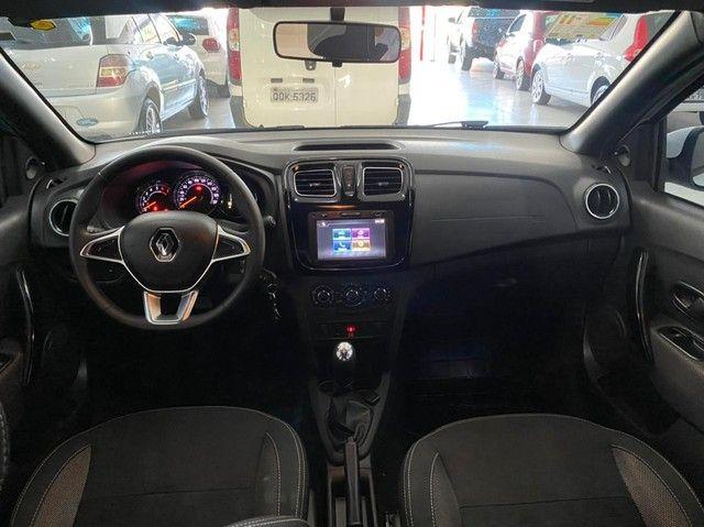 Renault Sandero Zen 1.0 12V SCe (Flex) - Foto 9