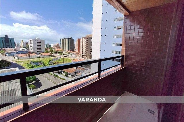 Apartamento com 2 dormitórios à venda, 65 m² por R$ 320.000,00 - Cabo Branco - João Pessoa - Foto 5