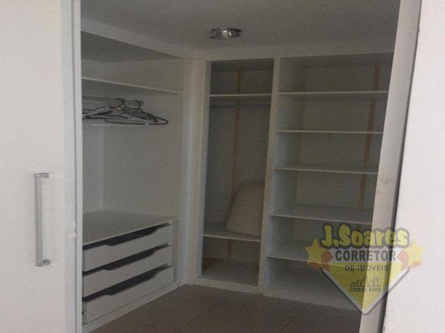 Ponta de Campina, Mobiliado, 4 suítes, 206m², R$ 5000 C/Cond, Aluguel,Apartamento,Cabedelo - Foto 3