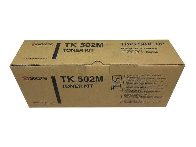 Toner Kyocera TK502 Magenta Original Novo