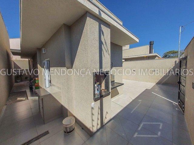 Casa com 3 quartos e espaço gourmet no Rita Vieira 1- Ótima localização! - Foto 6