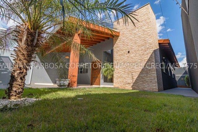 Casa com área de lazer completa e alto padrão de acabamento no Jd das Nações! - Foto 6