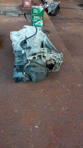 Câmbio E Motor Focus Retirado - Foto 3