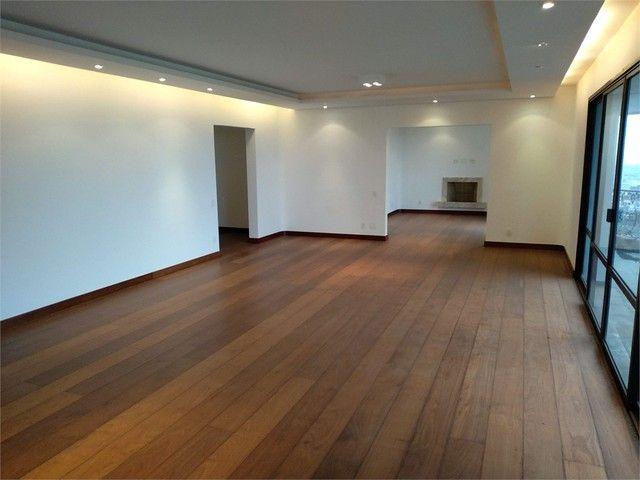 Apartamento para alugar com 4 dormitórios em Alto da boa vista, São paulo cod:REO94909 - Foto 2