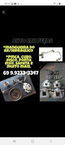PEÇAS P/ CARRO NOVAS E USADAS - Foto 6