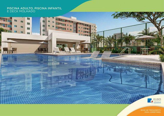 Apartamento para venda possui 56m² com 2 quartos em Itapuã - Salvador - BA - Foto 2