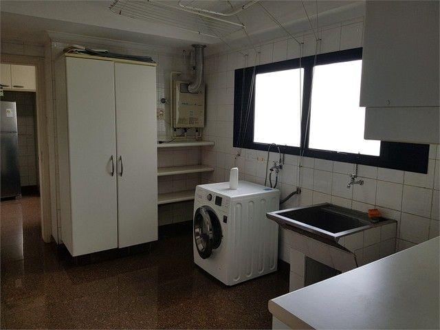 Apartamento para alugar com 4 dormitórios em Santo amaro, São paulo cod:REO96634 - Foto 16