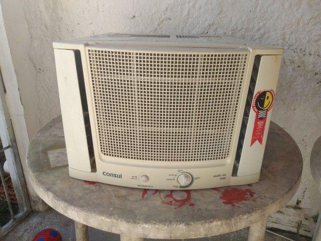 Ar condicionado 7500 BTUs - Foto 5