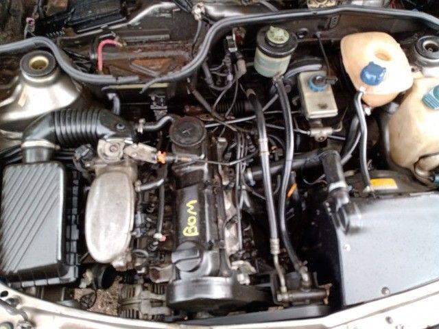 Mecânica Motor Completo Injeção Vw Volkswagem 1.6 MI baixo km - Foto 3