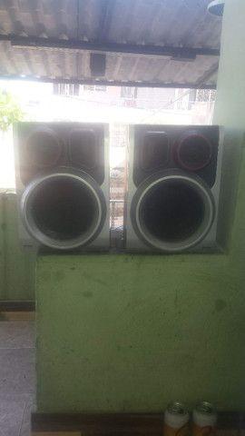 Par de caixas de som Philco  - Foto 2