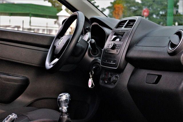 """:) Renault Kwid Zen 1.0 12V Flex """" Completo """" Baixo km - 2020 - Foto 4"""