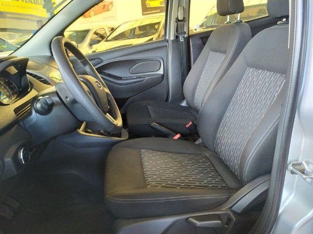 Ford KA 1.0 Flex 2020 ( Aceitamos troca e financiamos ) - Foto 7