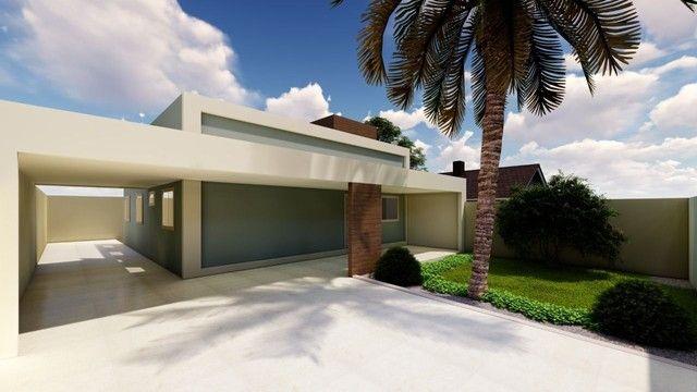 Casa terrea com terreno de 360m² e 160 m² de área construída, imóvel todo reformado - Foto 4