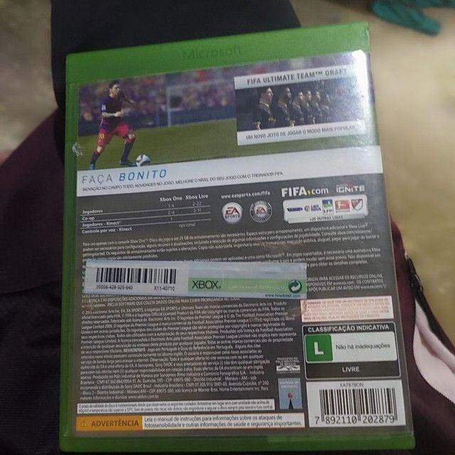 Vendo jogo Xbox em perfeito estado de futebol - Foto 2