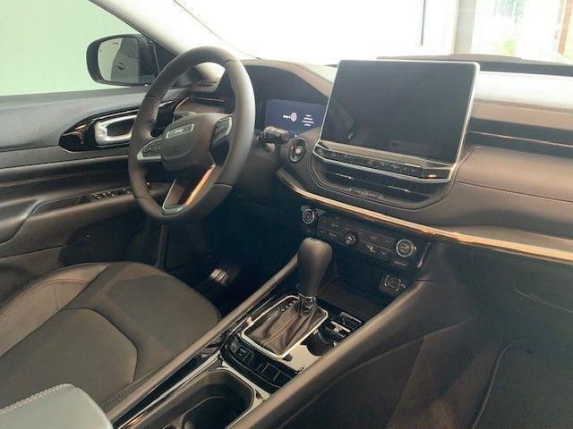 Novo Jeep Compass Limited 1.3 turbo flex 2022 . 185 cavalos exclusivo para PJ e PCD - Foto 7