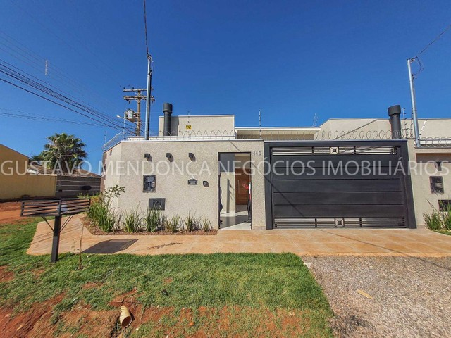 Casa com 3 quartos e espaço gourmet no Rita Vieira 1- Ótima localização! - Foto 10
