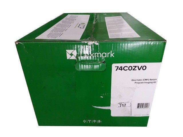 Fotocondutor Lexmark 74C0ZV0 Original Novo - Foto 3
