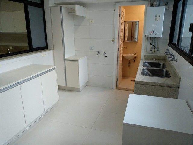 Apartamento para alugar com 4 dormitórios em Alto da boa vista, São paulo cod:REO22610 - Foto 11